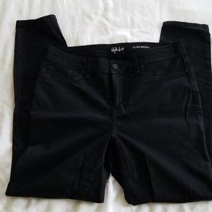 Coated Jeans | Ultra Skinny